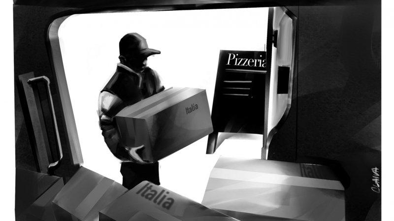 Le grossiste alimentaire italien condamné lundi pour corruption livre de nombreux commerces en Valais.