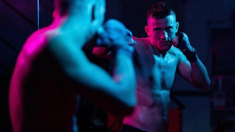 Yannick Krähenbühl: le parcours chaotique d'une future star des sports de combat