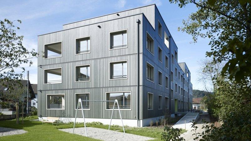 Coronavirus: des appartements modulaires pour répondre à une crise sanitaire