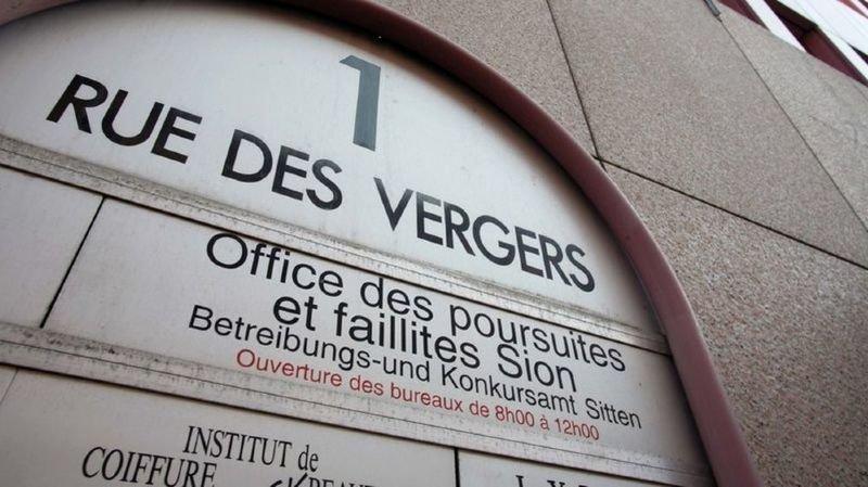 En Valais, les offices des poursuites réalisent des millions de bénéfices