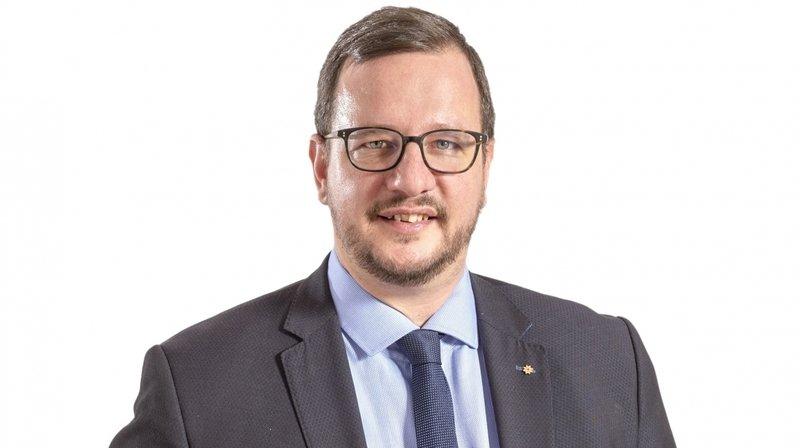 Chambres fédérales: le Valaisan Philipp Matthias Bregy candidat au poste de chef du groupe du Centre