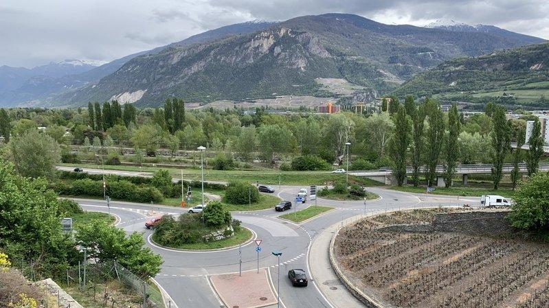 Les travaux dans le secteur des giratoires de Platta débutent le 3 mai.