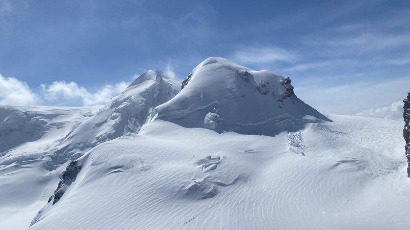 Le jeune alpiniste a gravi le Pollux avant de faire une chute mortelle dans la descente.