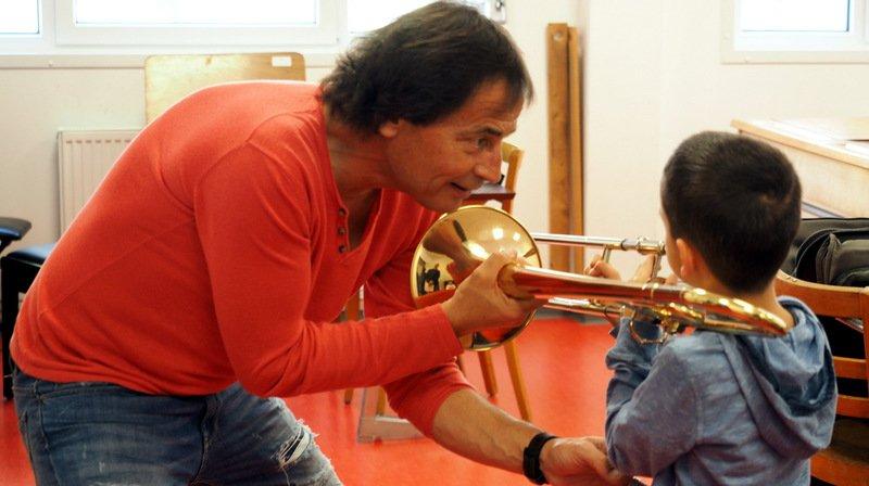Valais: le Conservatoire cantonal se présente sur rendez-vous