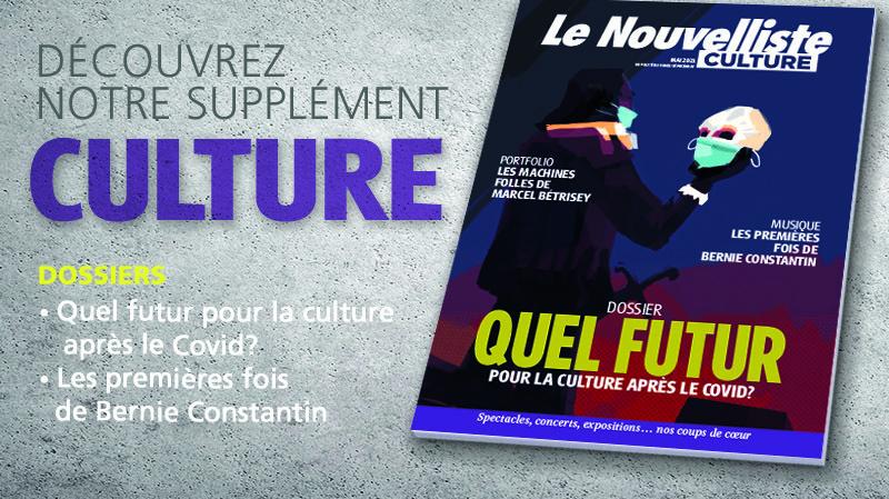 """Le magazine """"Culture"""" en lecture gratuite? c'est par ici!"""