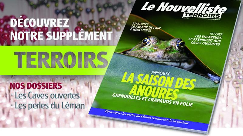 """Votre magazine """"Terroirs"""" en lecture gratuite c'est par ici!"""