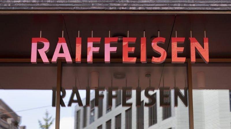 Valais: 1,2milliard, l'épargne exceptionnelle des clients de la Raiffeisen en 2020