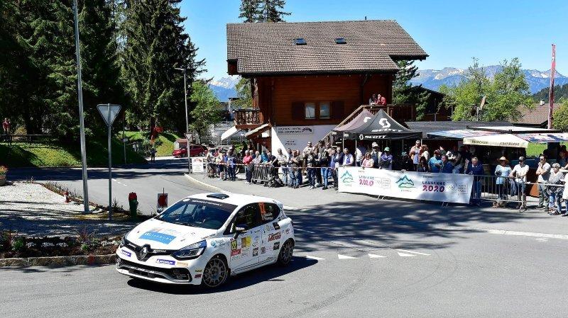Rallye: le «Chablais», point de départ du championnat de Suisse?