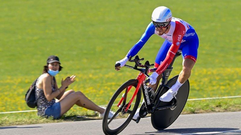 Cyclisme: Sébastien Reichenbach aura carte blanche sur le Giro