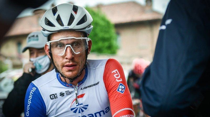 Cyclisme: «Je me réjouis de retrouver la haute montagne», lâche Sébastien Reichenbach