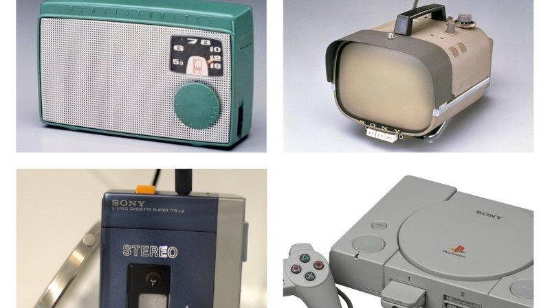 Sony fête cette année ses 75 ans.