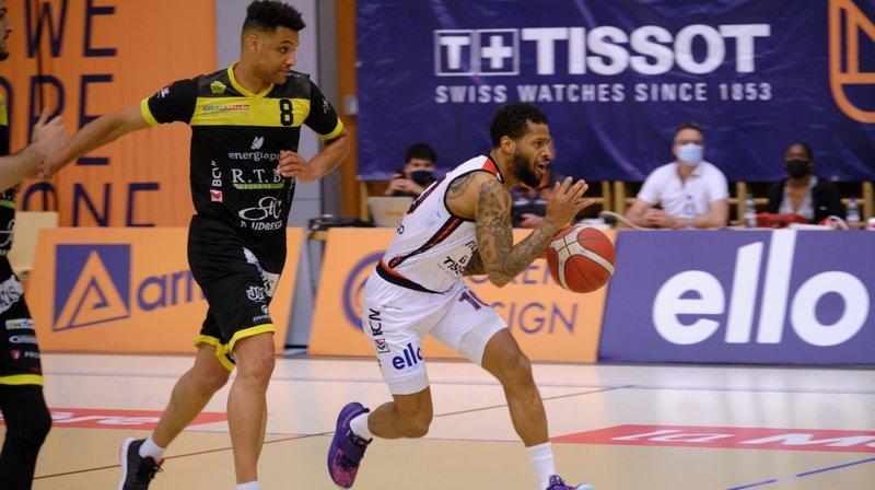Basket: le BBC Monthey-Chablais découvre la douloureuse réalité des playoff