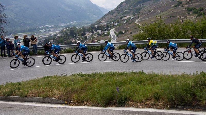 Cyclisme: quatre étapes sur six se dérouleront dans le canton de Vaud en 2022