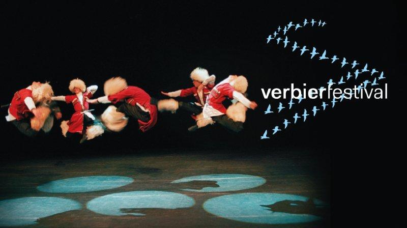 Verbier Festival - Sukhishvili Georgian National Ballet