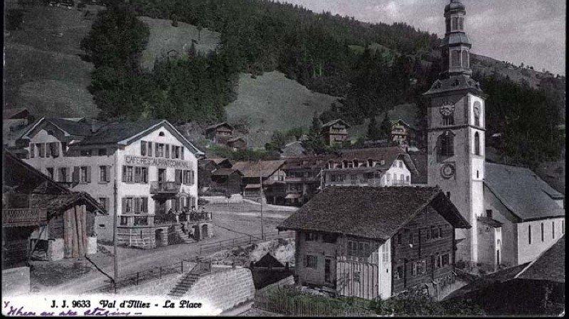 Val-d'Illiez, patrimoine à ciel ouvert