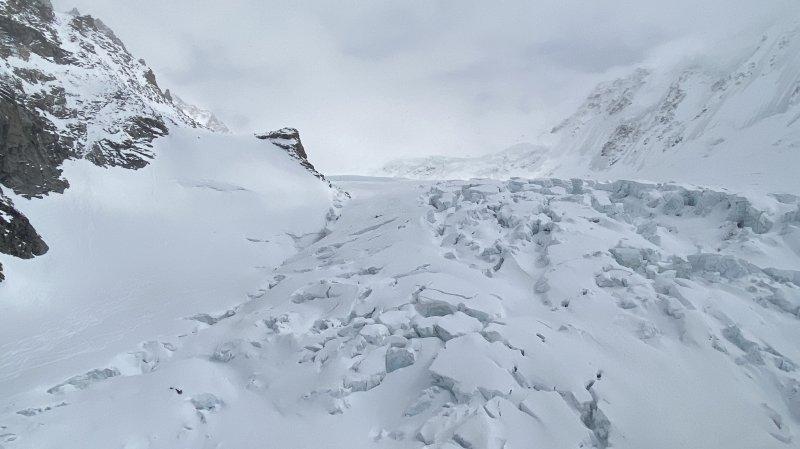 Valais: un randonneur fait une chute mortelle au-dessus de Zermatt