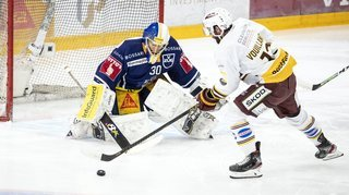 Hockey: Mathieu Vouillamoz, l'ascension éclair qui «bluffe» ses coéquipiers