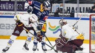 Hockey: trois Valaisans et trois «Sierrois» ont été alignés en finale