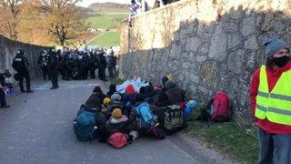 Vaud: la ZAD du Mormont en cours d'évacuation