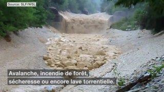 Un guide inédit pour expliquer les phénomènes naturels en Valais