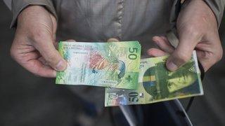 Argent: les vieux billets ne seront plus utilisables dès le 30 avril