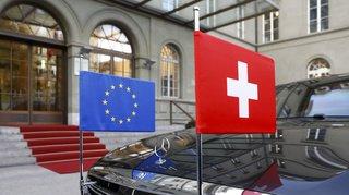Accord-cadre avec l'Union européenne: les négociations en 15 grandes dates