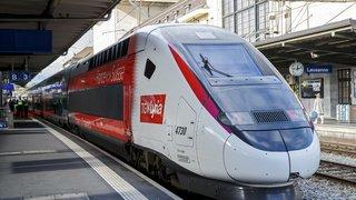 Transport ferroviaire: les liaisons internationales reprennent vers les pays voisins