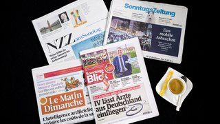 Revue de presse: pression des hôteliers, accord-cadre avec l'UE, loi CO2 … les titres de ce dimanche