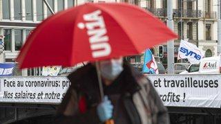 1ermai: pas de manifestation, mais un appel à un nouveau départ social pour l'Union syndicale valaisanne
