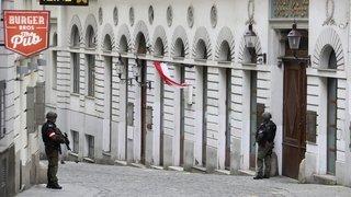 Attentat de Vienne: l'un des deux jeunes Suisses arrêtés a été remis en liberté