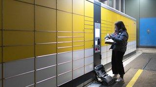 La Poste: les distributeurs de colis 24h/24 ont connu un boom en 2020
