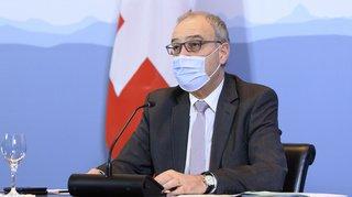 Accord-cadre: Guy Parmelin se rend à Bruxelles ce vendredi
