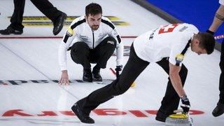 Curling: la Suisse battue par les Etats-Unis au Mondial de Calgary
