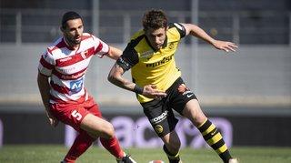 Super League: le FC Sion souffre en fin de partie et s'incline contre YB