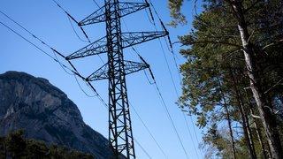 Baisse de la consommation d'électricité en 2020, notamment en raison du semi-confinement