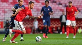 Football – championnat du Portugal: nouveau doublé pour Seferovic