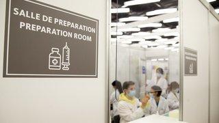 Coronavirus: les retards dans la vaccination restent limités