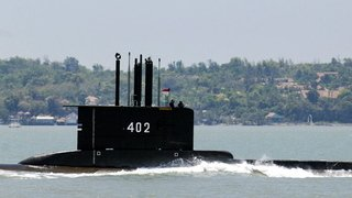 Indonésie: contact perdu avec un sous-marin et ses 53 hommes à bord