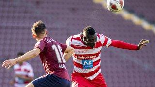 Super League: succès précieux pour le FC Sion à Genève