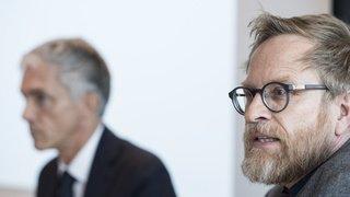 Sous enquête, le chef de la communication du MPC, le Haut-Valaisan André Marty, rejoint les CFF