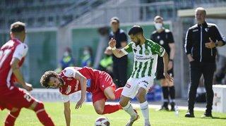 Super League: le FC Sion s'offre les trois points de l'espoir à Saint-Gall