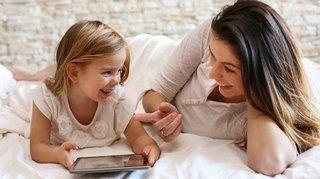 Connectés: cinq applications pour les enfants sur le thème de la nature