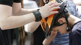 Casque de vélo, lit à barreaux, sac d'école: quelques conseils pour la sécurité de vos enfants