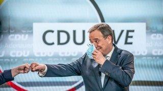 Allemagne: la CDU apporte son soutien à son président Armin Laschet