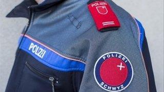 Schwyz: prison pour l'ex-chef de la logistique de la police cantonale