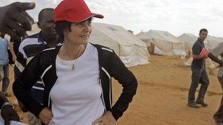 Micheline Calmy-Rey: «La Suisse est du côté du droit international»