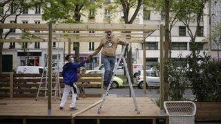 Paris renoue avec les arts et la table