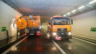 Autoroute A9: les tunnels vont être nettoyés, fermetures prévues