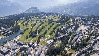 Crans-Montana met ses hôtels sous cloche pour les préserver