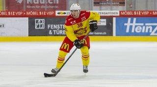 HC Sierre: Guillaume Asselin va-t-il s'en aller à Ajoie?